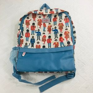 Cath Kids London Blue White Red Backpack